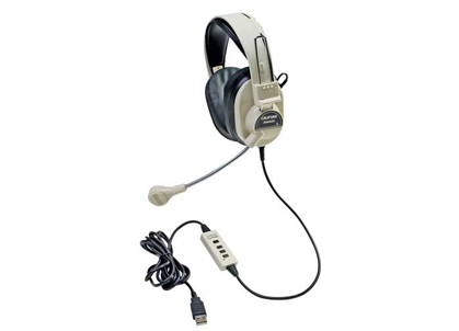 3066 Deluxe Multimedia Stereo Headset