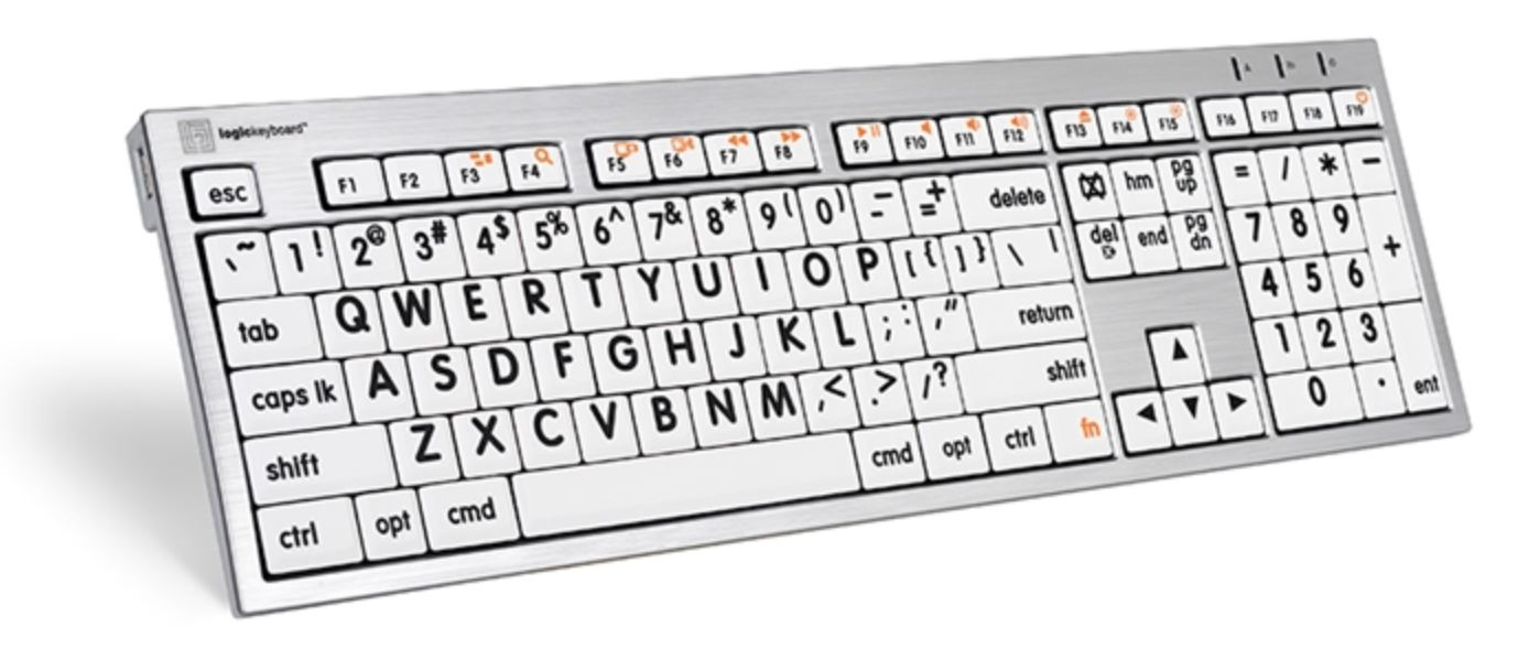 ALBA Mac Keyboard