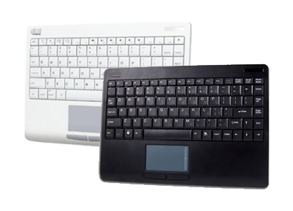 SlimTouch 4000 Wireless Bluetooth Mini Keyboard