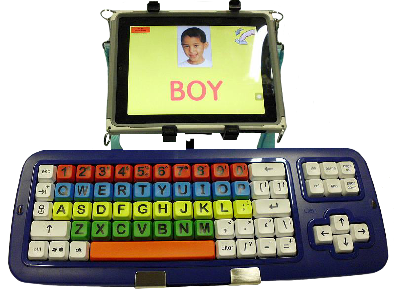 BIGBlue-Tooth iPad Keyboard