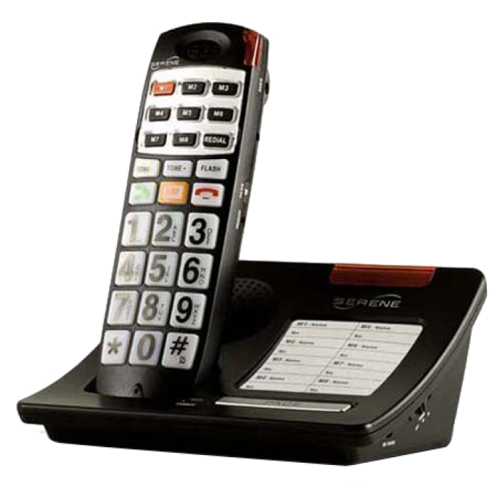 CL-65 CID Cordless Amplified Phone
