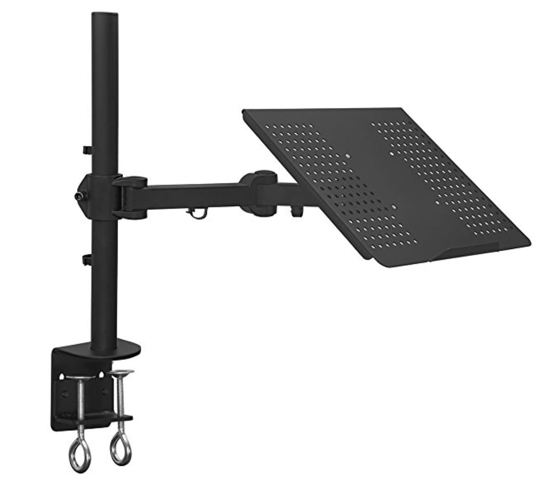 Desk Mount Stand Height Adjustable Holder