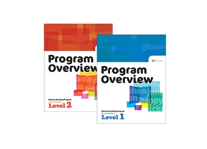 Edmark Reading Program (Print) Overview