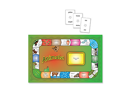 Edmark Reading Program (Print) Games