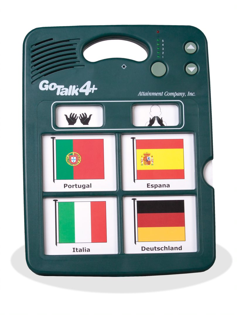 GoTalk Communication Aids