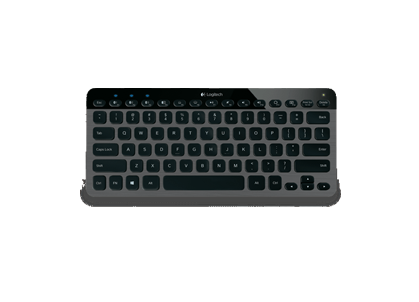 Logitech Bluetooth Illuminated Keyboard