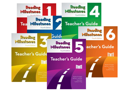 Reading Milestones Teachers Guides