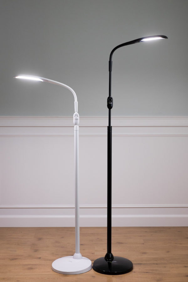 Stella Sky Two Floor Lamp (with Remote)