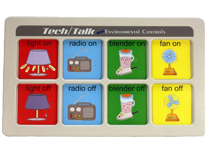 Tech/Talk 6x8 With Environmental Controls