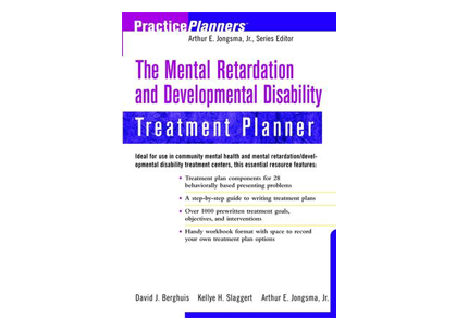 Disability Treament Planner
