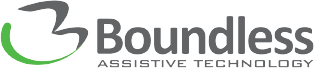 Boundless Assistive Technology Logo