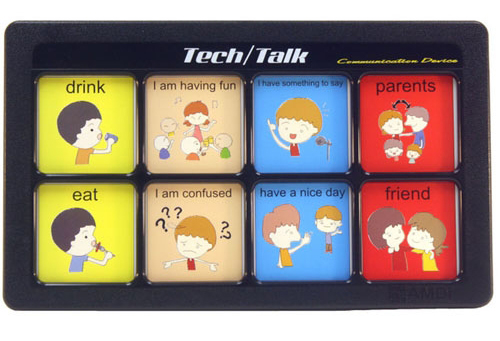 Tech/Talk 12 Level Communication Aids