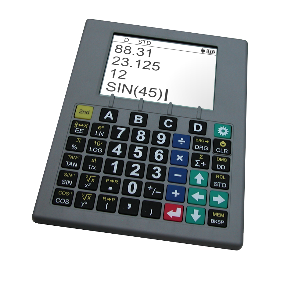 Sci-Plus Low Vision Scientific Calculators