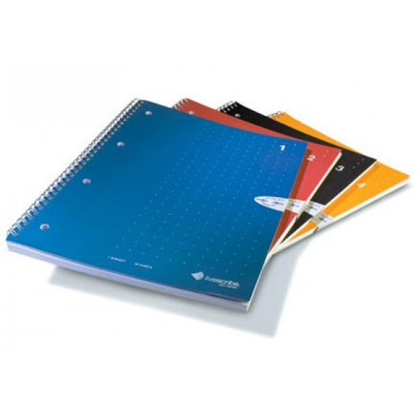 Livescribe™ Single Subject Notebooks