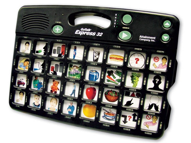 GoTalk Express 32 Communication Aid