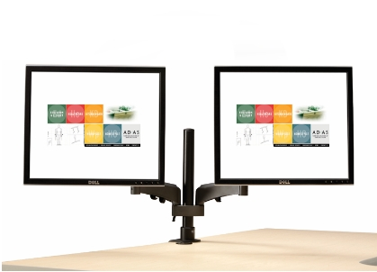 Flat Screen Monitor Arms