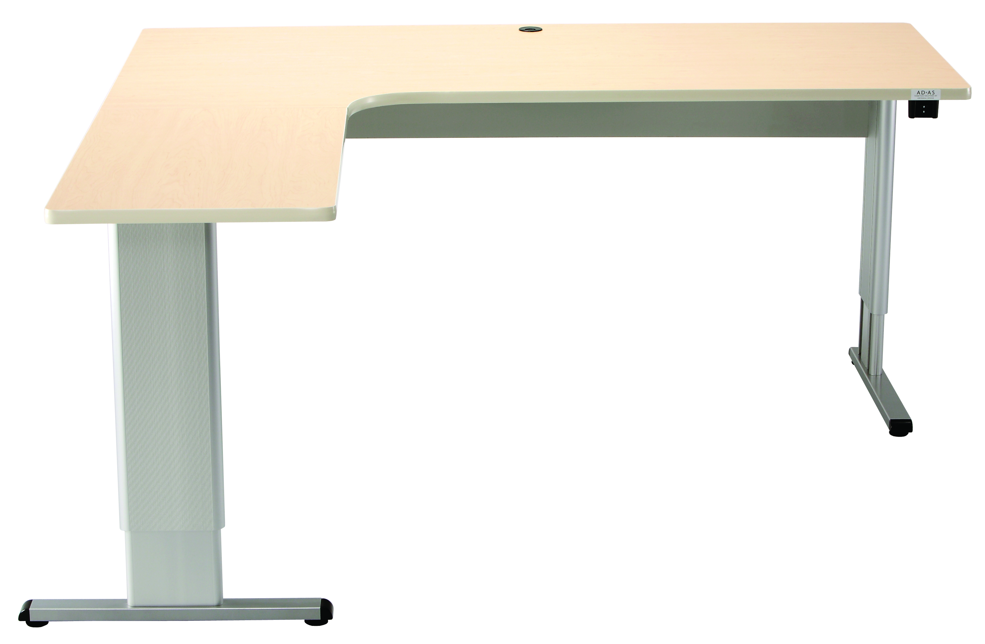 Infinity™  L-Shaped Desk