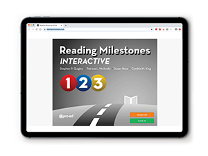 Reading Milestones Interactive (Online)